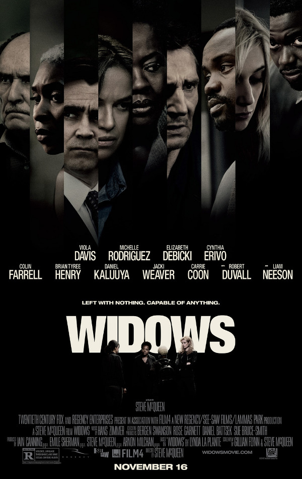 Widows movie review