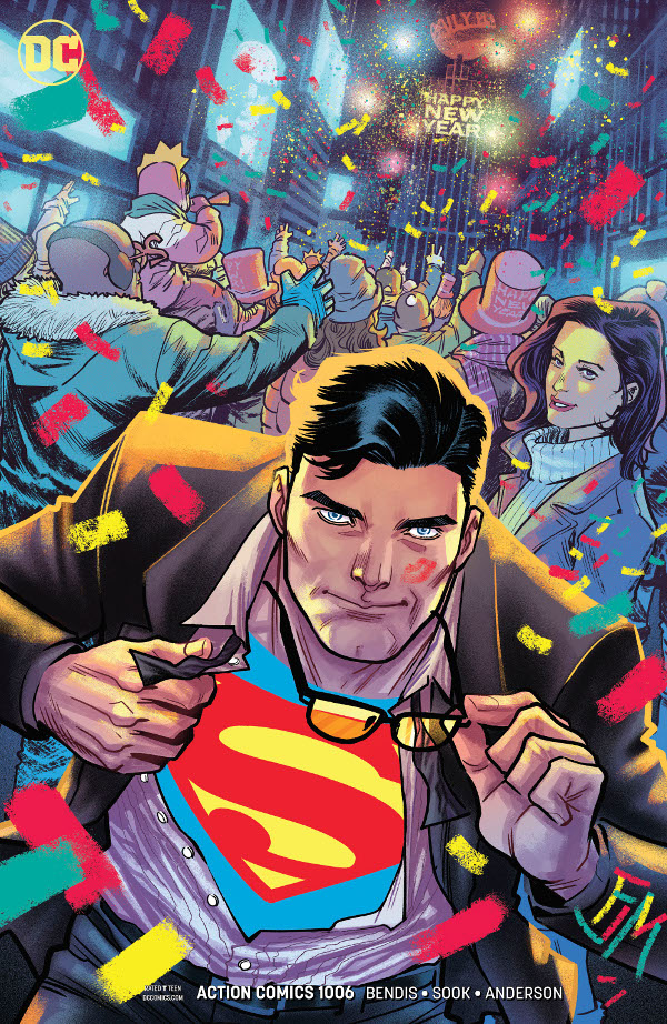 Action Comics #1006 comic review