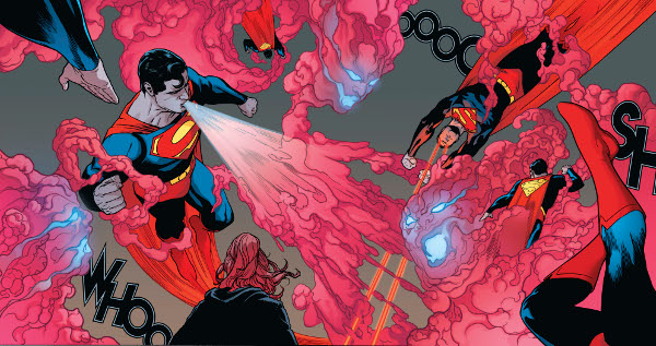 Action Comics #1006 comic review