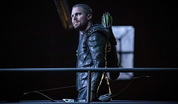 Arrow - Past Sins television review