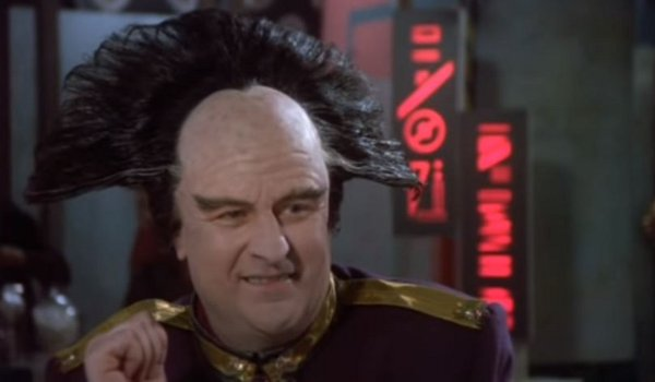 Babylon 5 - A Voice in the Wilderness television review