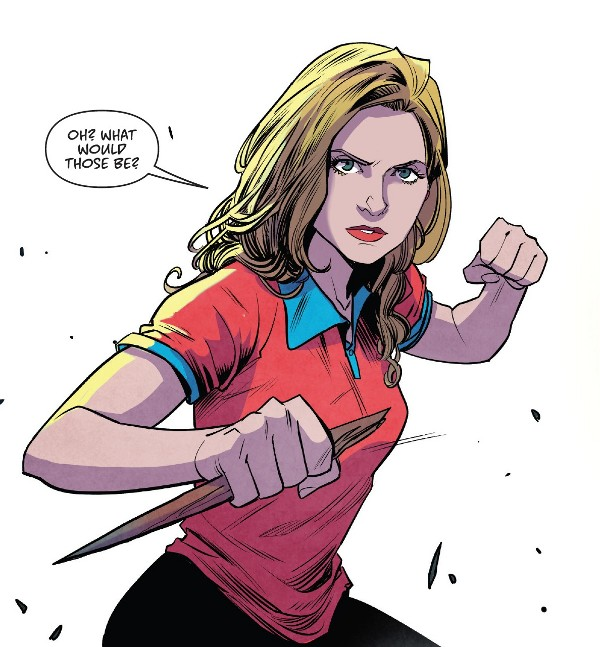 Buffy the Vampire Slayer #1 comic review