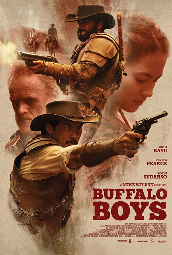 Buffalo Boys movie review