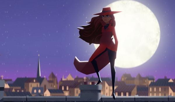 Carmen Sandiego - Becoming Carmen Sandiego television review