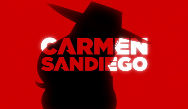 Carmen Sandiego - Becoming Carmen Sandiego television review