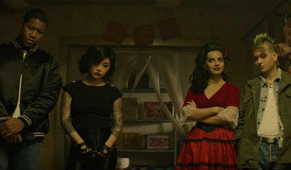 Deadly Class - Reagan Youth television review