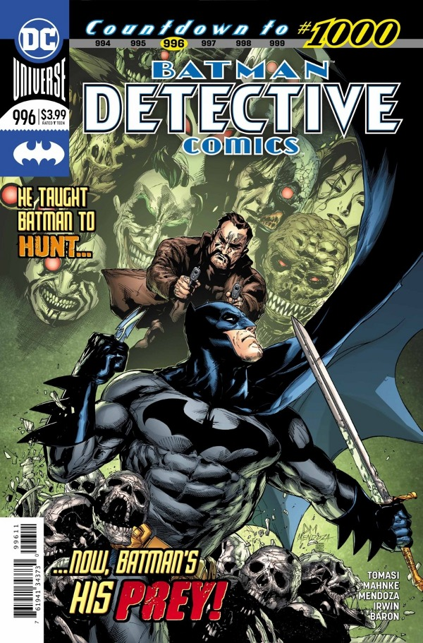 Detective Comics #996 comic review