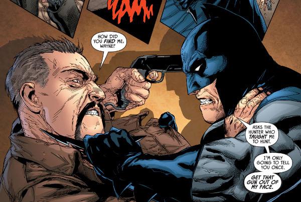 Detective Comics #996 comic review