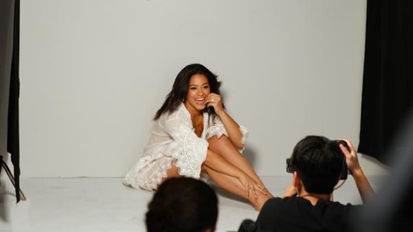 Gina Rodriguez - Cosmopolitan (February 2019)