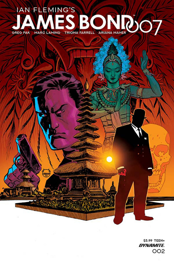 James Bond 007 #2 comic review