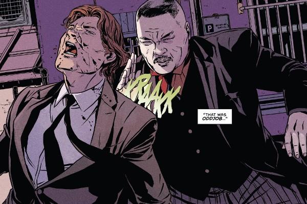 James Bond 007 #2 comic review