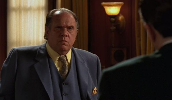 A Nero Wolfe Mystery - Disguise for Murder television review