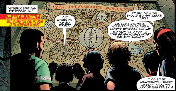 SHAZAM! #2 comic review