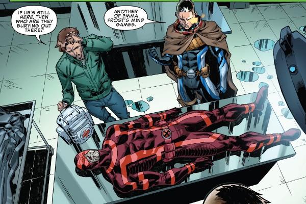 Uncanny X-Men Annual #1 comic review