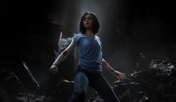 Alita: Battle Angel movie review