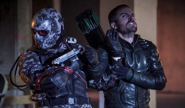 Arrow - Emerald Archer television review