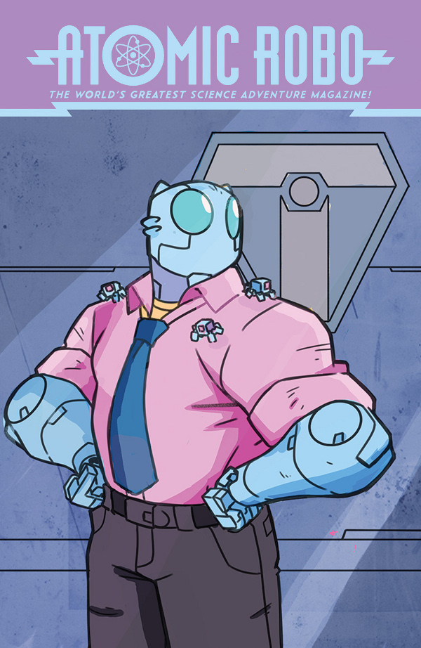 Atomic Robo & the Dawn of a New Era #2 comic review