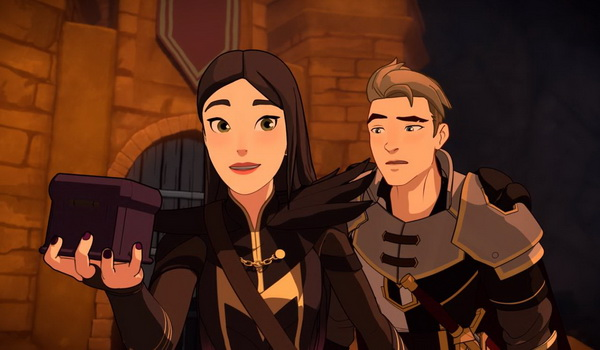 The Dragon Prince - Book Two: Sky TV review