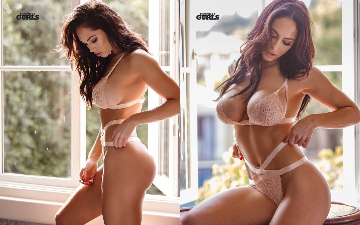 Hope Beel - Fitness Gurls (February 2019)