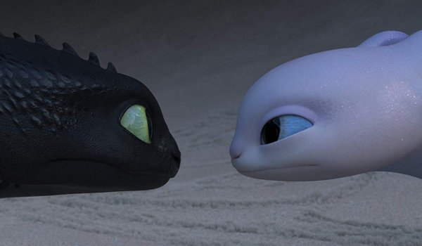 How to Train Your Dragon: The Hidden World television review