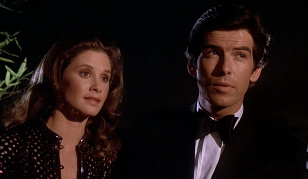 Remington Steele - Etched in Steele television review