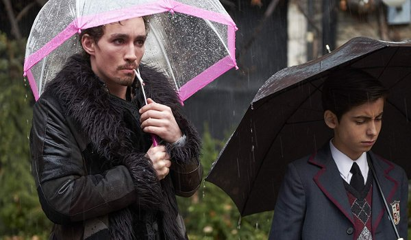 The Umbrella Academy - We Only See Each Other at Weddings and Funerals TV review