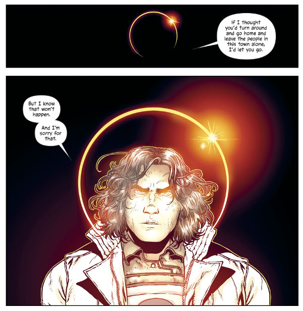 The Wild Storm #20 comic review