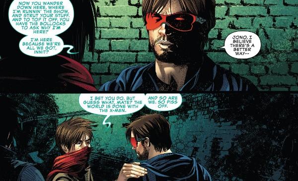 Uncanny X-Men #11 comic review
