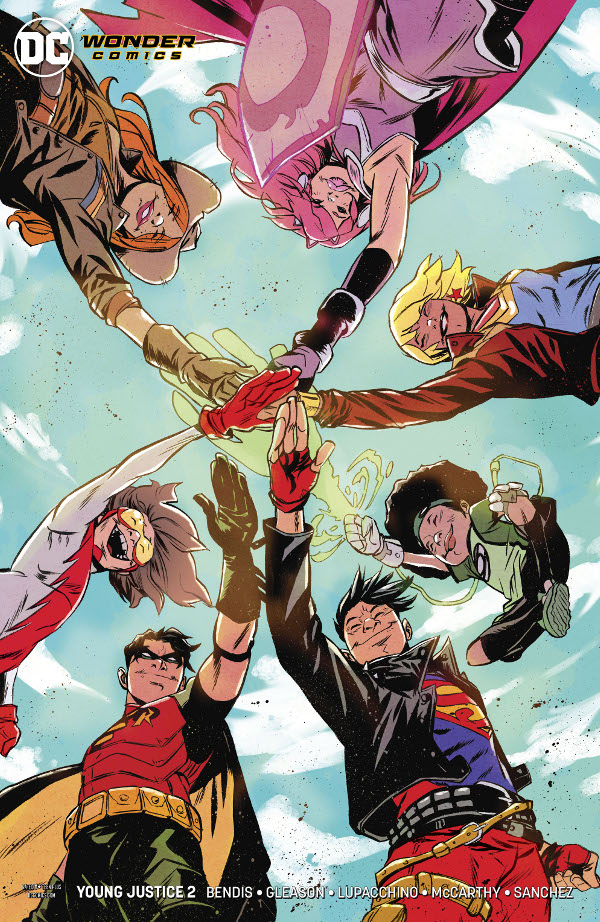 Young Justice #2 comic review
