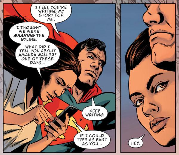 Action Comics #1008 comic review