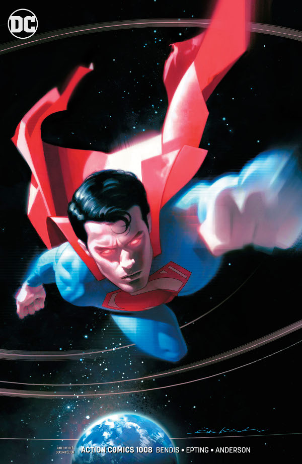 Action Comics #1008 comic review