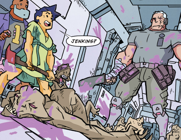 Atomic Robo & the Dawn of a New Era #3 comic review