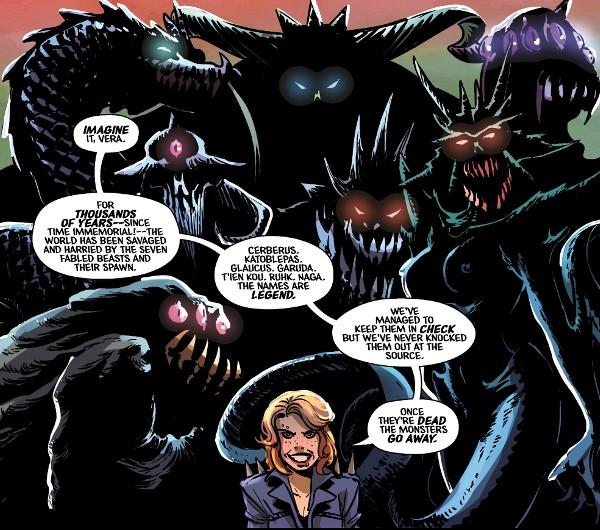 Calamity Kate #1 comic review