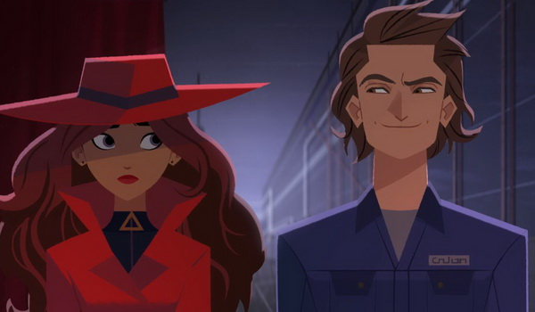 Carmen Sandiego - The Opera in the Outback Caper TV review
