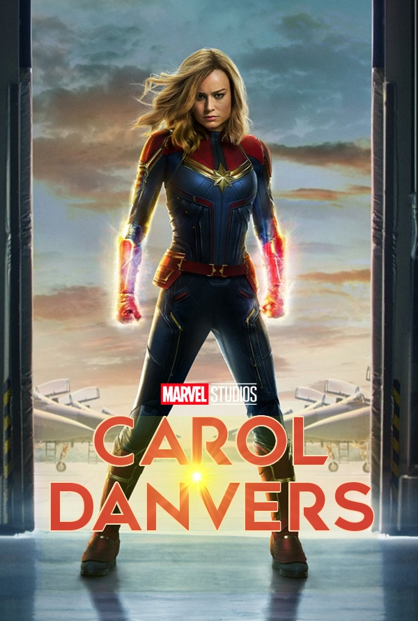 Marvel's Carol Danvers movie review