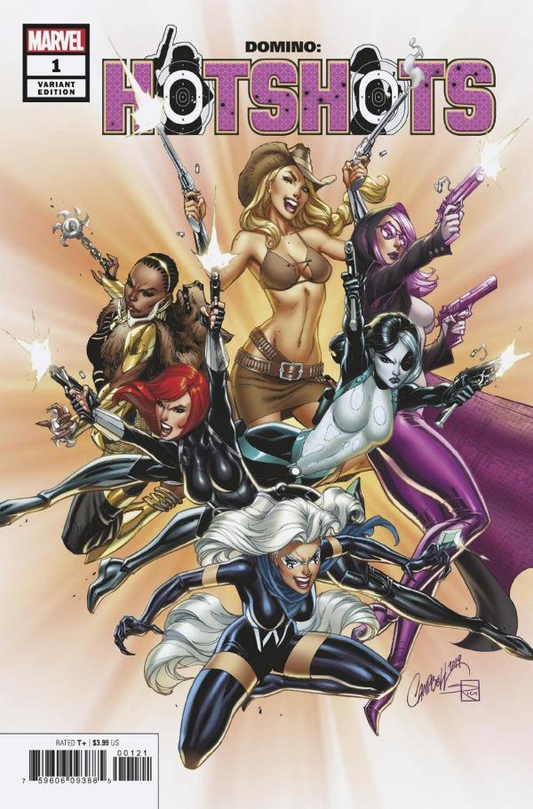 Domino: Hotshots #1 comic review
