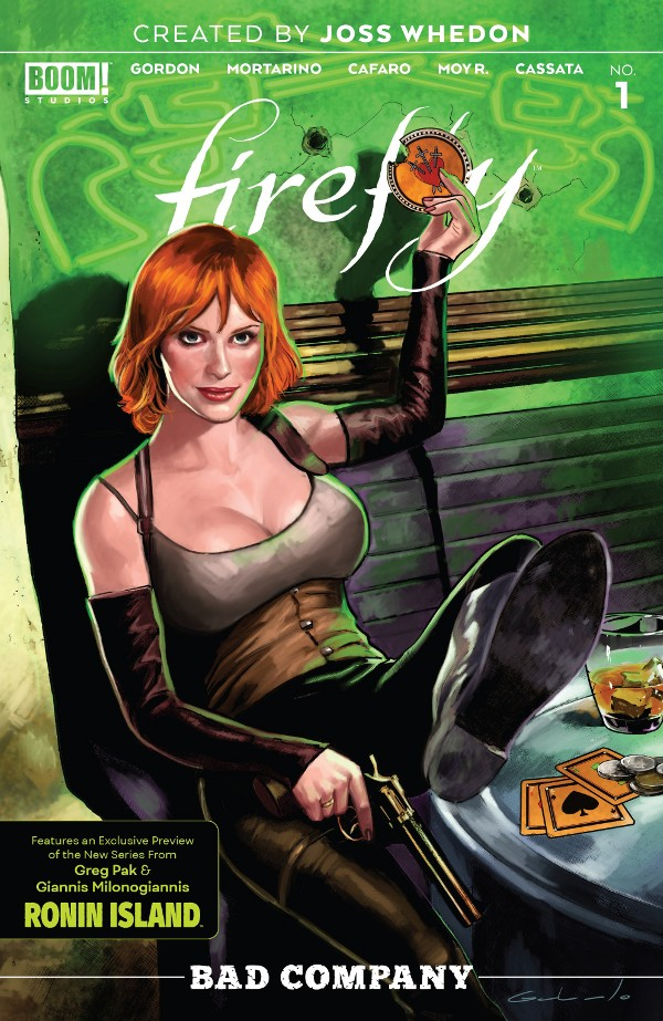 Firefly: Bad Company #1 comic review