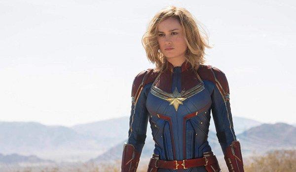 Marvel's Carol Danvers movie review