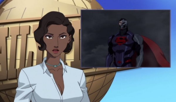 The Reign of the Supermen Blu-ray review