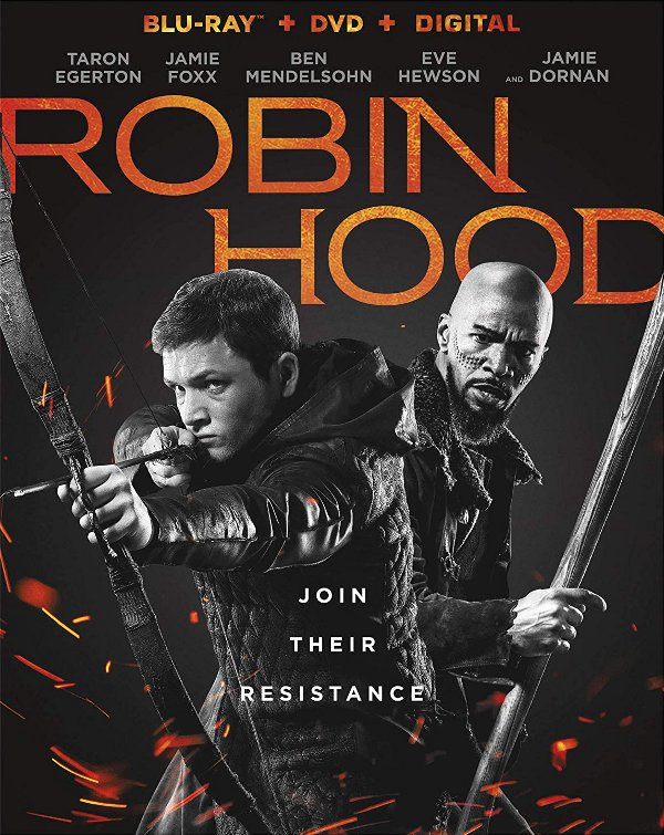 Robin Hood Blu-ray review
