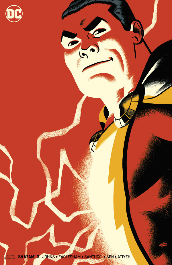 SHAZAM! #3 comic review