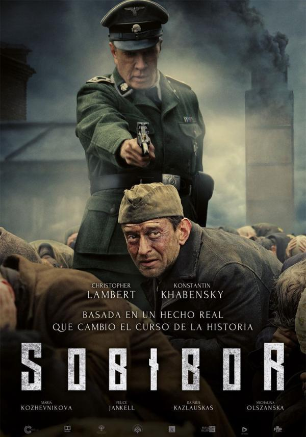 Sobibor movie review