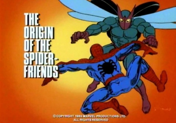 Spider-Man and His Amazing Friends - The Origin of the Spider-Friends TV review