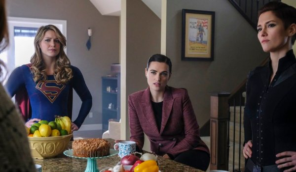 Supergirl - All About Eve television review