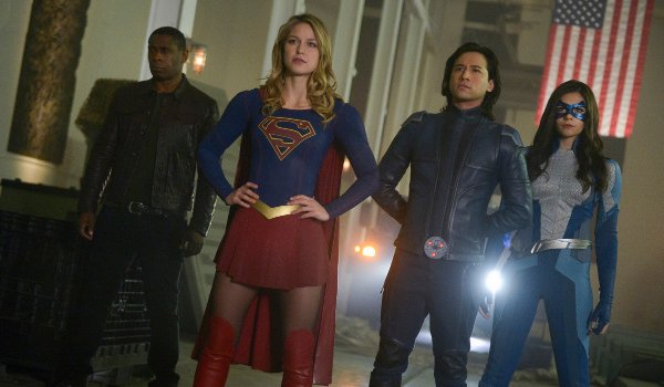 Supergirl - What's So Funny About Truth, Justice, and the American Way? television review