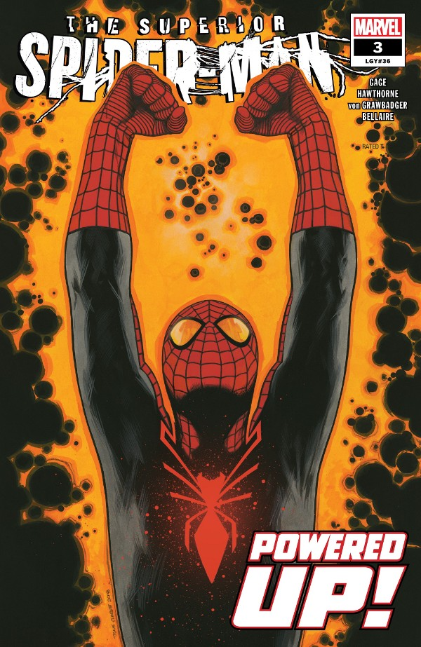 The Superior Spider-Man #3 comic review