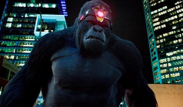 The Flash - King Shark vs. Gorilla Grodd television review