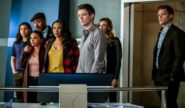 The Flash - Time Bomb television review