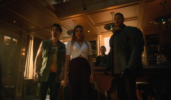 The Umbrella Academy - The Day That Wasn't / The Day That Was TV review