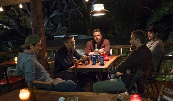 Triple Frontier movie review